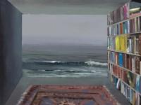Library by the Sea by Jeremy Miranda