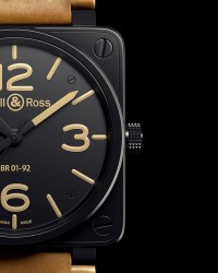 3D Product Visualization - Bell & Ross (Heritage) on