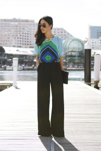 "Blue Amber And Thomas Tops, Black Gary Pepper Vintage Bags | ""Amber"" by nicolewarne - Chictopia"