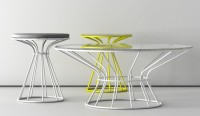 Sirio Table Design by DZstudio