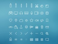 Hangloose Icon Set - FreebiesXpress
