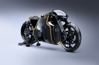 Lotus C-01 Motorcycle by Daniel Simon - Car Body Design