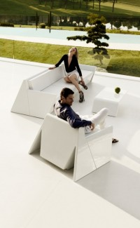 VONDOM REST Furniture Collection Design by A-cero