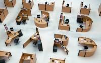 Typography Inspires an Office Concept – Fubiz™