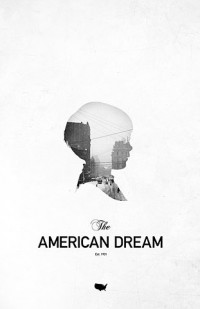 the american dream- make one of these for each city/dream accomplished | Inspiration DE