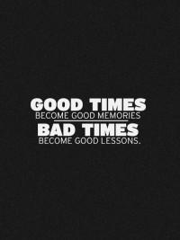 Good Times | Inspiration DE
