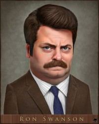Why Parks and Recreation's Ron Swanson is the best character on television « Storm Informs