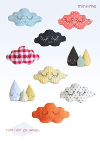 Clouds | Sew Fun! | Pinterest