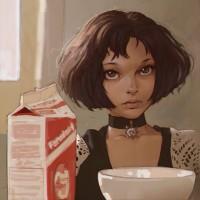 Character Illustrations by Ilya Kuvshinov | 2 Illustration