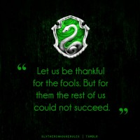 The Book of the House of Slytherin