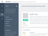 Social.co - Tool Page by Len Koster