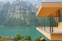 K_M Architektur: Walensee house (13 photos) - Xaxor