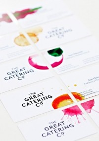 Strategy Design and Advertising. / The Great Catering Company | Inspiration DE