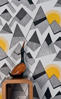 MissPrint | Modern Wallpaper | Designer Wallpaper | Modern Fabric | Home Wallpaper