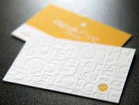 Heidi Five Business Card