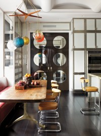 Steven Gambrel Time and Place - contemporary - kitchen - new york - by ABRAMS
