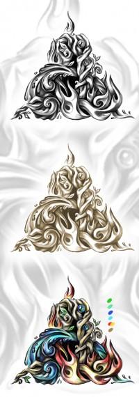 tattoo by uildrim