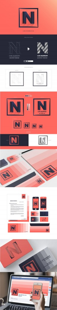 Brand Identity Re-design | Inspiration DE