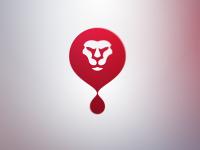 Lion Blood Concept by Fraser Davidson