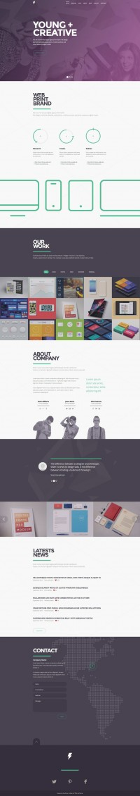 Ryan Shelton ??? Web Design ?????? | Pinterest
