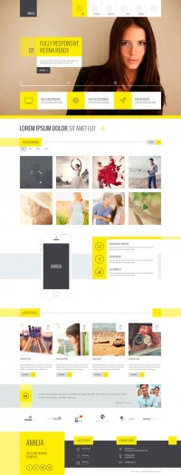 Modern Website Design | web design | Pinterest