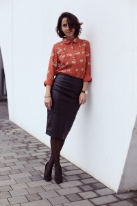 "Swan Pepa Loves Blouses, Pencil Asos Skirts | ""swan"" by styleinlima 