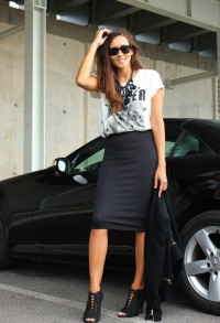 Make Pencil Skirts Your Style Of The Season