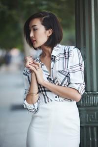 Pin by Joana Almeida on Chriselle Lim (Fashion Wardrobe Stylist) | Pi…