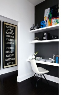 INSPIRATION TO WORK IN PEACE: HOME OFFICE DECOR | Inspiration DE