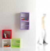 Bookcase Design Unique and Simple | Home Design | Interior | Architecture | Furniture | Garden