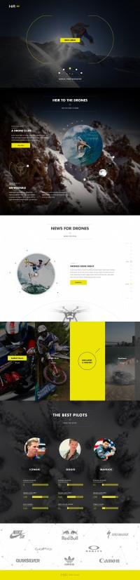 Design // Web / Aerial_fullpx — Designspiration