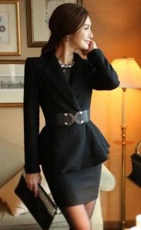 Moves Fashion: Elegant Work Outfit | Inspiration DE
