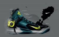 Nike Basketball KD on