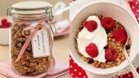 Hjemmelaget granola - frokostfavoritten » TRINEs MATBLOGG