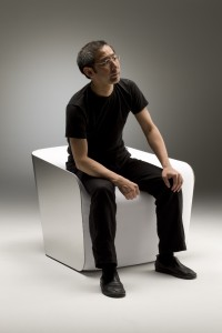 Mozzarella and Net Chair Design by Tatsuo Yamamoto and Jun Hashimoto (BOOKS)