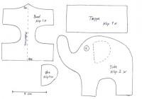 LaRaLiL: Cirkuselefant-uro - DIY