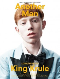 King Krule fronts Another Man for SS14 | Dazed
