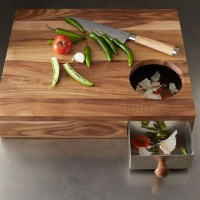 Fancy - Storage Cutting Board