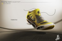 Nike : Skipping rope's equipment on
