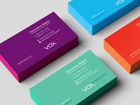 Vox Cards by Alexander Sapelkin
