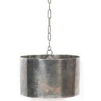 Industrial Steel Drum Pendant Fixture