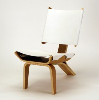 Kurven Chair Design by Cody Stonerock