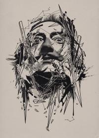 Dali Art Print by Nicebleed | Society6