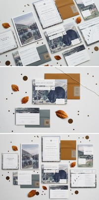 Vermont Invites By CHRIS AND KRISTA | Inspiration DE