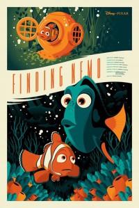 Reinvented Disney Posters by Mondo – Fubiz™