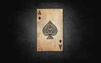 cards video games Fallout ace of spades - Wallpaper (#253534) / Wallbase.cc