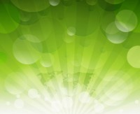ABSTRACT / Green Abstract Background