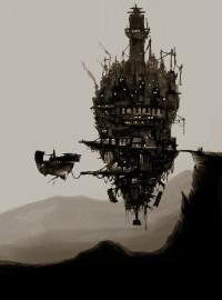 Ciudades Steampunk – Imágenes de lo que pudo haber sido | PedacicosArquitectonicos