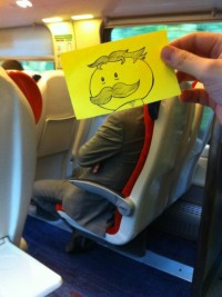 Turning Travelers into a Humorous Character | Downgraf
