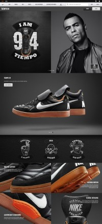 Nike Tiempo 94 Patches on